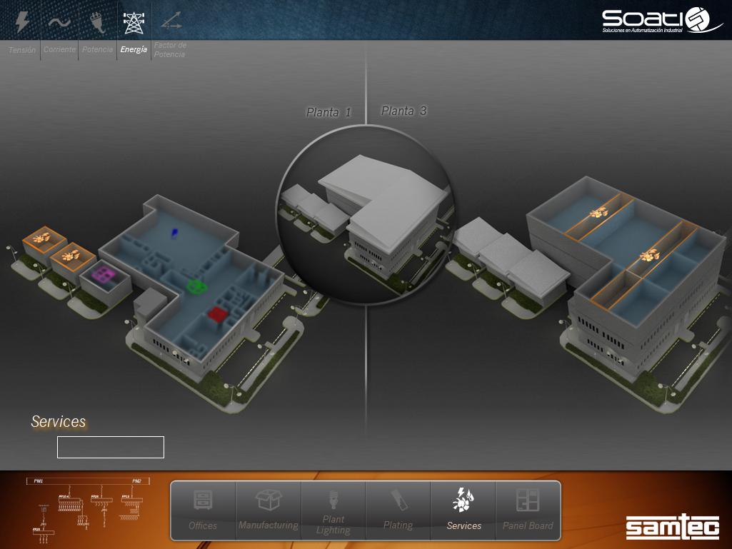 Sreen services 3D planta01-03 D